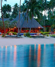 Best All-Inclusive Resorts in the South Pacific for Romantic Getaways Jean-Michel Cousteau Resort, Fiji This former coconut plantation on the island of Vanua Levu, an hour's flight from Nadi International Airport, overlooks Savusavu Bay. Vacation Destinations, Dream Vacations, Vacation Spots, Greece Vacation, Vacation Travel, Holiday Destinations, Best All Inclusive Resorts, Hotels And Resorts, Resorts In Fiji