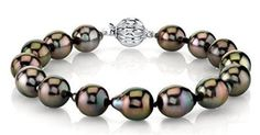 Looking For The Best Birthday Gifts For Grandma? Here's Some Great Gift Ideas Your Grandma Will Treasure Forever. Read To Choose The Best Gift. Birthday Gifts For Grandma, Best Birthday Gifts, Grandma Gifts, 31 Birthday, Tahitian Pearls, Cultured Pearls, Pearl Bracelet, Beaded Bracelets, South Sea Pearls
