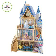 Kidkraft-Disney-Prinzessin-Cinderella-Royal-Dream-Puppenhaus-Dollhose