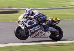 Wayne Gardner, Rothmans HRC-Honda NSR500, 1992 British 500cc Grand Prix, Donington Park