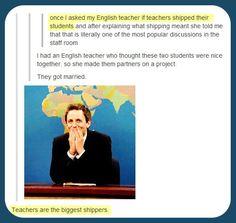 Every teacher's hidden talent…haha wonder if our teachers do this