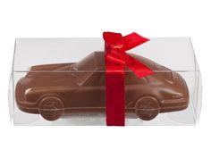 Heilemann Porsche 911 Milk Chocolate 1.8 oz..Valentine's Day for Hubby ;)