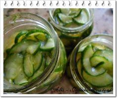 Jedlíkovo vaření: Zavařovaný okurkový salát