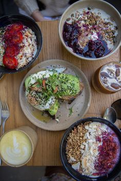 Brunch in Covent Garden – The best avocado toast in London!