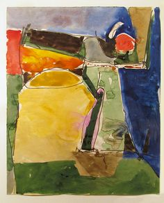 Painting Landscape Abstract Richard Diebenkorn 48 New Ideas Richard Diebenkorn, Cy Twombly, Robert Motherwell, Abstract Expressionism, Abstract Art, Abstract Paintings, Arthur Dove, Bay Area Figurative Movement, Gerhard Richter