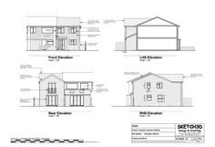 House Plans To Build | Floor Plan Of Self Build House Building A Dream Home Self Building