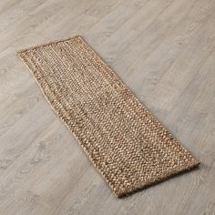 Jute Braided Runner | The White Company 20% off