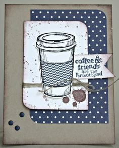 Klompen Stampers (Stampin' Up! Demonstrator Jackie Bolhuis): Technique Tuesday: Stamping Off, Perfect Blend