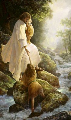 Stunning pictures of Jesus that show you who much He loves you and how beautiful He is. These images of Jesus Christ help you experience Him. Lds Pictures, Pictures Of Jesus Christ, Jesus Help, Jesus Is Lord, Lds Art, Bible Art, Greg Olsen Art, Images Du Christ, Image Jesus