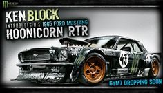 Ken Block's Gymkhana 7 Original With 1965 Ford Mustang(845HP)