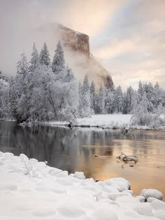 Winter in Yosemite...wow!