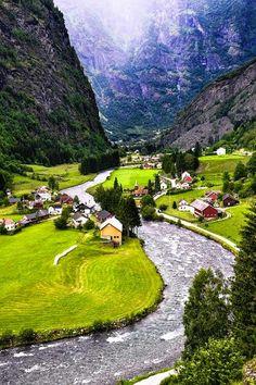 Flam - Norvegia