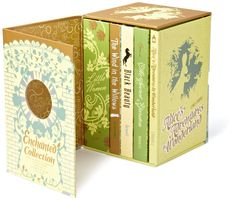 The Enchanted Collection: Alice's Adventures in Wonderland, The Secret Garden, Black Beauty, The Wind in the Willows, Little Women (The Heir...