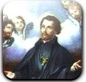John Francis Regis, Patron Saint of Social Workers.