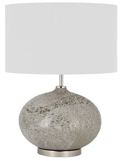 Volcanic Effect Table Lamp - Blue