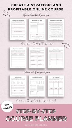 Work Planner, Business Planner, Business Ideas, Printable Planner, Printables, Teaching Tools, Online Courses, About Me Blog, Quiet Storm