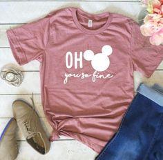 Oh mickey you so fine shirt, adult disney shirt, adult tshirt, minnie mouse Disney Mode, Disney Fun, Disney Magic, Adult Disney Party, Disney Crafts, Disney Mickey, Disneyland Trip, Disney Vacations, Disney Trips