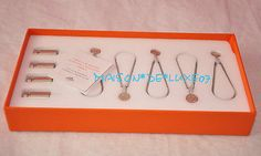 Hermes Scarf Hanging System Display Holder Magnetic Wall Mounting Jus Like Ebay