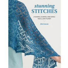 Check out Stunning Stitches at WEBS | Yarn.com.