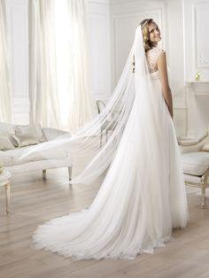 Купить Свадебное платье Pronovias OLIGO