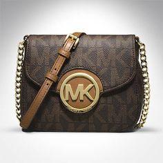 Citi Easy Deals: Merchandise: Handbags and Shoes: Michael Kors Fulton Logo Small Crossbody