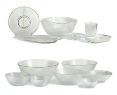 Scandinavian Design, Punch Bowls, Norway, Dinnerware, Tableware, Glass, Dinner Ware, Drinkware, Dishes