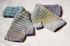 """Ravelry: Tuuli pattern by Lydia Gluck // Knit with """"Pick Your Poison"""" from Dyed In The Wool yarns // by Spincycle Yarns"""