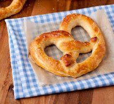 Auntie Annes Copycat Pretzel Recipe