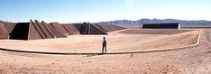 the city michael heizer - Google Search