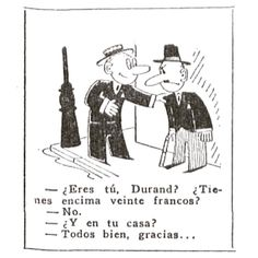 #1934 #tango #argentina #buenosaires #vintage #ads #humor