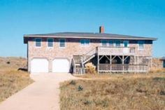 Captain's R&R, Southern Shores, Oceanfront, Outer Banks vacation Rental, PF