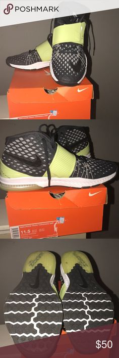 Great pair of men's Nike Zoom Great pair of men's Nike Zoom only worn a few times Nike Shoes Sneakers