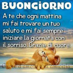 Buongiorno Day For Night, Happy Smile, Common Sense, Great Quotes, Good Morning, Friends, Cristiani, Snoopy, Smile