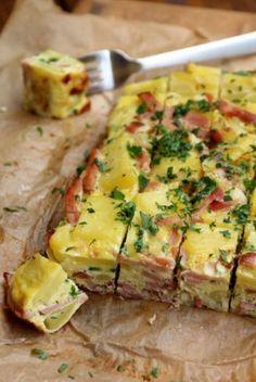 Tortilla+mit+Schinken