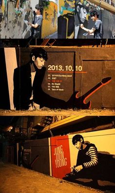 Jung Joon Young paints the tracklist for his debut album | allkpop
