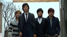 F4.  Boys Over Flowers, Kim Hyun Joong, Lee Min Ho, Kim Bum, Kim Joon #KDrama