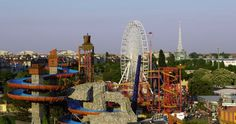 AUSTRIA, VIENNA, Prater is the oldest amusement park in Europe