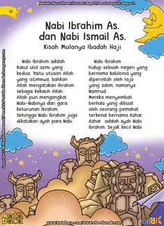 Siapa Nama Ayah Nabi Ibrahim : siapa, ibrahim, Cerita, Ideas, Stories, Kids,, Islam,, Story, Books