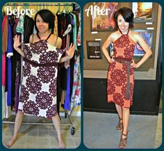 ReFashionista Jillian Owens: fashion revisited, repurposed and revitalized - ego-alterego.com