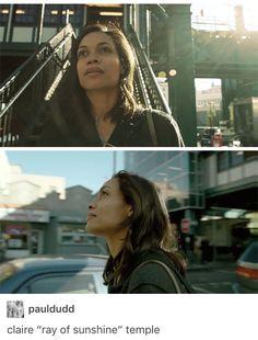 Luke Cage, Claire Temple, night nurse, power man, marvel, mcu, the defenders