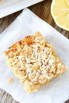 coconut crumb bars more coconut crumb flaked coconut vanilla coconut ...