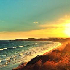 Can someone take me back here please, needing a beach day  'Torquay Beach Victoria #Australia'