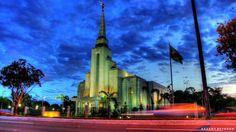 Templo da Igreja de Jesus Cristo dos Santos dos Últimos Dias / Manaus - AM