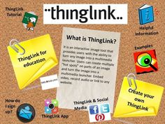Classroom Apps- Interactive Posters