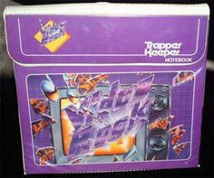 the trapper keeper.