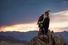 Aisholpan - The Eagle Huntress by Joel Santos on 500px