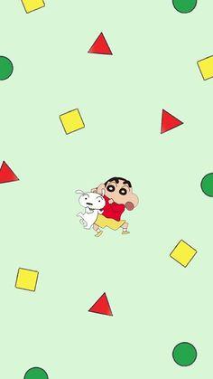 Sinchan Wallpaper, Cartoon Wallpaper Iphone, Cute Cartoon Wallpapers, Pretty Wallpapers, Galaxy Wallpaper, Aesthetic Iphone Wallpaper, Sinchan Cartoon, Camera Tattoos, Crayon Shin Chan