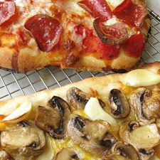 Barbecued Chicken Pizza: King Arthur Flour