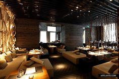 Michael's Restaurant // UNK project | Afflante.com