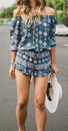 Pretty 100+ Trending Boho Summer Outfits to Inspire You https://femaline.com/2017/07/11/100-trending-boho-summer-outfits-to-inspire-you/